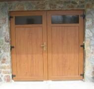Garaža vrata - KLASIK